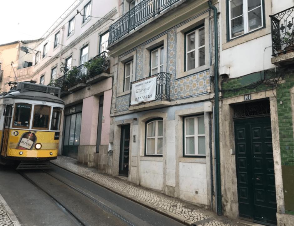 Villa Surveyors closes Golden Visa Property Transaction in Lisbon, Portugal